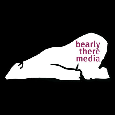 Bearly There Media origianl logo