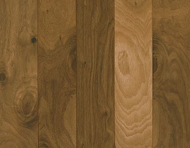 Walnut flooring swatch